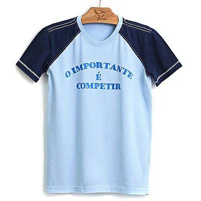 Camiseta Jokenpô Infantil Competir