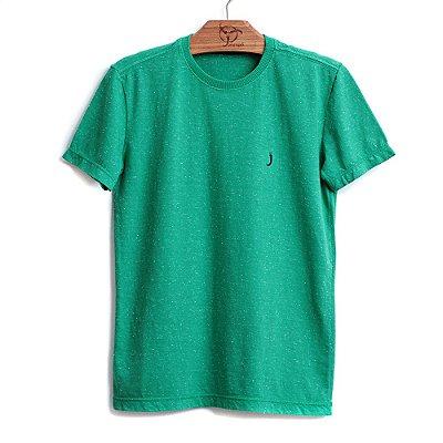 Camiseta Infantil Básica Verde