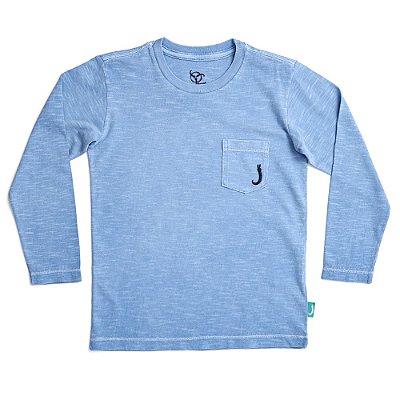 Camiseta Jokenpô Infantil Bolso