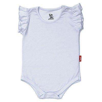 Body Jokenpô Bebê Menina Básico