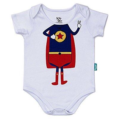 Body Jokenpô Bebê Super Jok