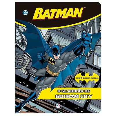 Livro Batman - Histórias do Herói