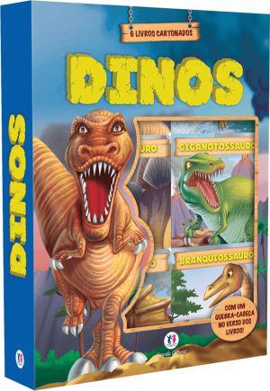 Livro Dinos