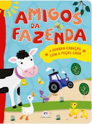 Livro Amigos da Fazenda
