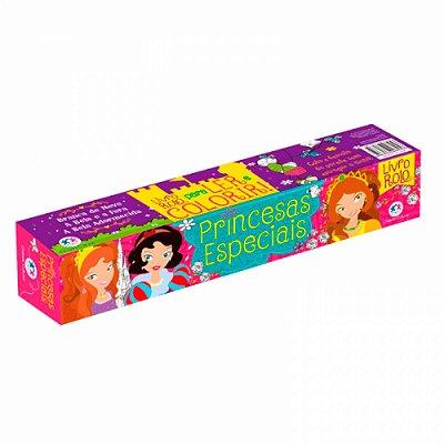 Livro Rolo Princesas Especiais