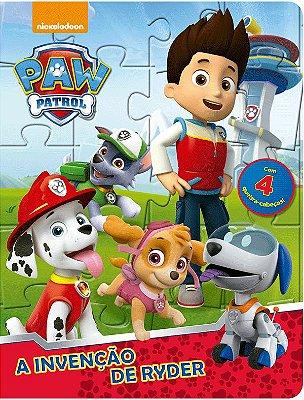 Livro Patrulha Canina - A invenção de Ryder