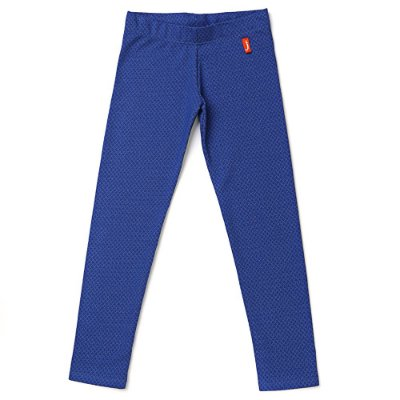 Legging Jokenpô Infantil Denim Azul