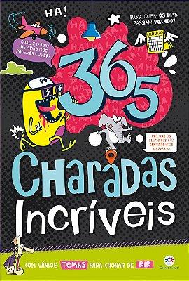 Livro 365 Charadas Incríveis