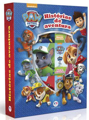 Livro Patrulha Canina - Histórias de aventura
