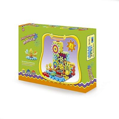 Brinquedo Infantil Jokenpô/Steam Toy Engrenagem Maluca
