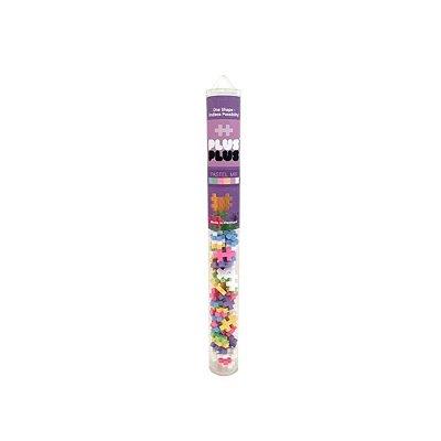 Brinquedo Infantil Jokenpô/Steam Toy Tube Mini Pastel Mix 100 pcs