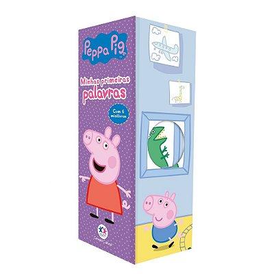 Livro Peppa Pig - Minhas Primeiras Palavras
