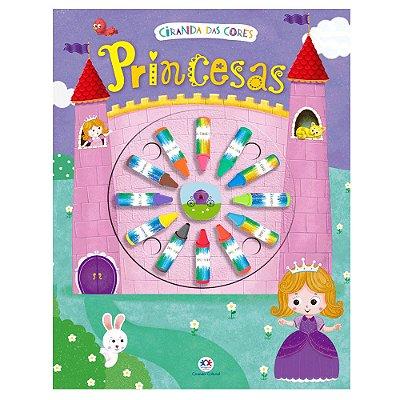 Livro Princesas