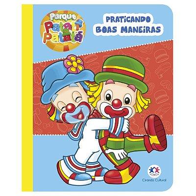 Livro Patati Patata - Praticando Boas Maneiras