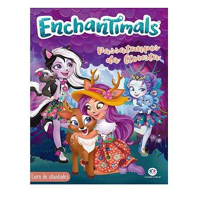 Livro Enchantimals - Passatempos da Floresta