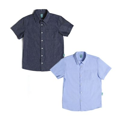 Kit 2 Camisas Infantil Jokenpô Masculina