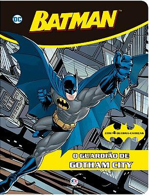 Livro Batman - O guardião de Gotham City