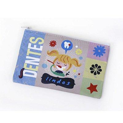 Necessaire Envelope Jokenpô/Ó Design Menina