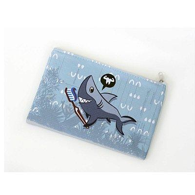 Necessaire Envelope Jokenpô/Ó design Tubarao