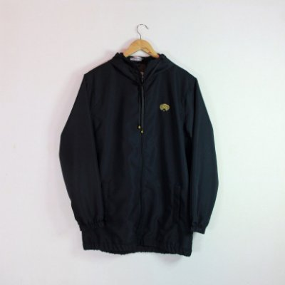 WINDBREAKER FOLLY TACTEL BLACK GOLD
