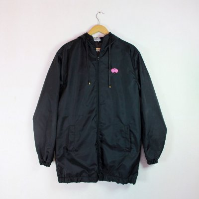 WINDBREAKER FOLLY TACTEL BLACK PINK
