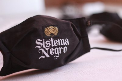 MASK FOLLY COLLAB SISTEMA NEGRO
