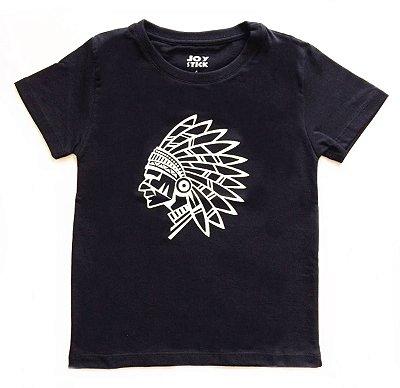 Camiseta Indio - preta