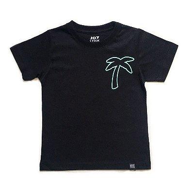 Camiseta Summer Vibes - Preta
