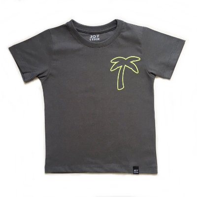Camiseta Summer Vibes - cinza