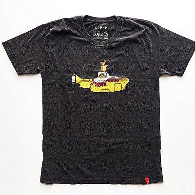 Camiseta Yellow Submarine - Masculina (adulto)