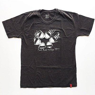Camiseta Punk rock - Masculina (adulto)