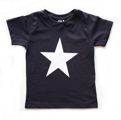 Camiseta Star preta