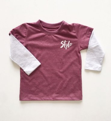 Camiseta Sytle - baby