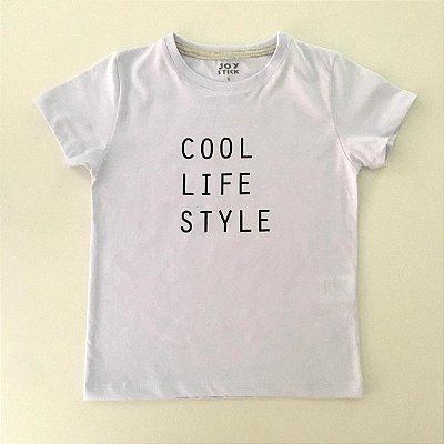 Camiseta Cool branca