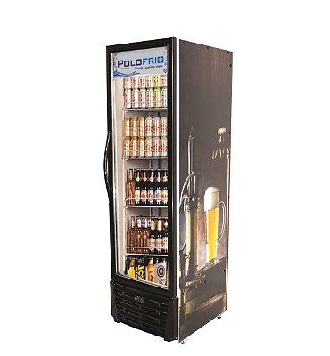 Cervejeira 370 L Porta de Vidro