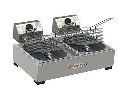 Fritadeira Elétrica 02 Cubas