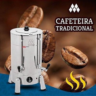 CAFETEIRA TRADICIONAL 4 LITROS