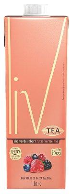 Liv Tea Frutas Vermelhas  - 12 uni. litro
