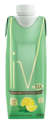 Liv Tea Limão Siciliano e Hortelã - 36 uni. mini tap