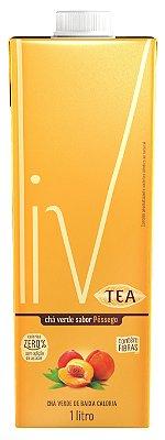 Liv Tea Pêssego - 12 uni. litro