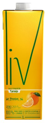 Suco Integral Laranja - 24 uni. litro