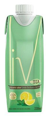 Liv Tea Limão Siciliano e Hortelã - 60 uni. mini tap