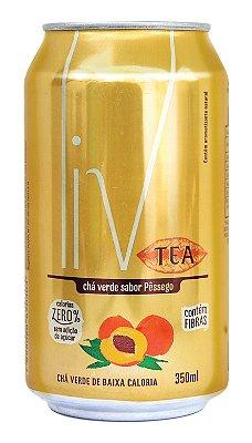 Liv Tea Pêssego - 60 uni. lata