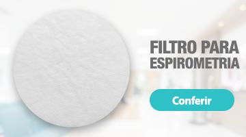 Filtro Espirometria