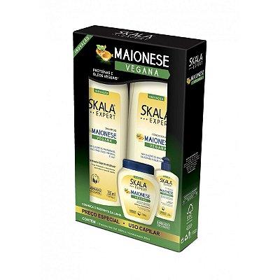 Kit Bomba Maionese - Shampoo + Condicionador - skala