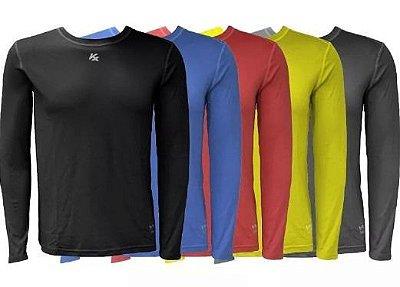 Camiseta Proteção Solar Fps50+ UV Adulto - Kanxa