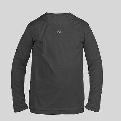 Camisa Proteção Solar Fps50+ UV e Antibactericida Infantil - Kanxa