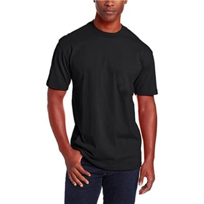 BF - Camiseta T-Shirt Básica Slim Tee - Slim Fitness - Preto