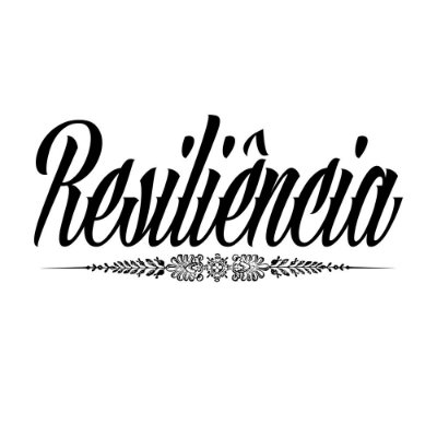 Camiseta Resiliência