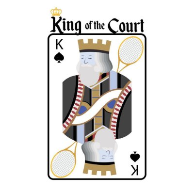 Camiseta King of the Court